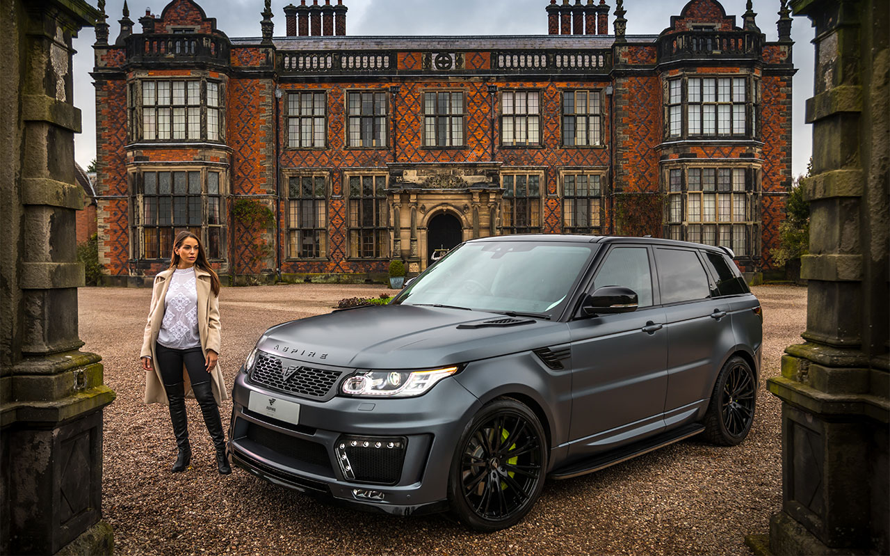 Aspire Design Things to do in Manchester - Range Rover Body Kits