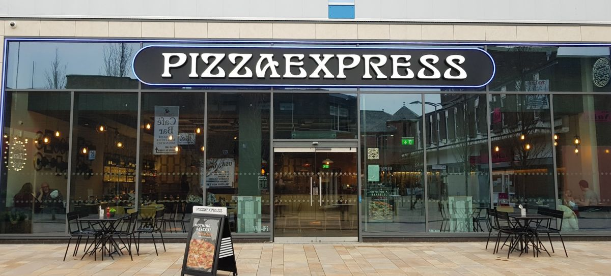 Pizza Express Stockport Things To Do In Manchester