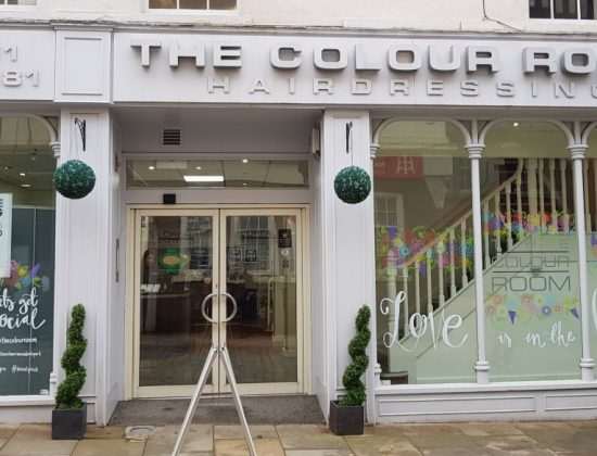 The Colour Room Stockport