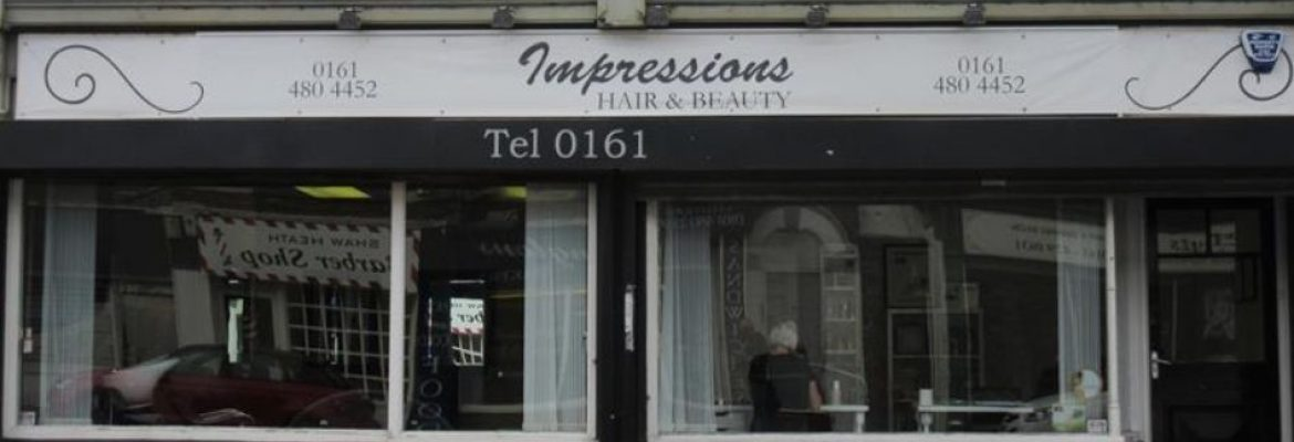 Impressions Hair and Beauty Stockport SK2 6QZ
